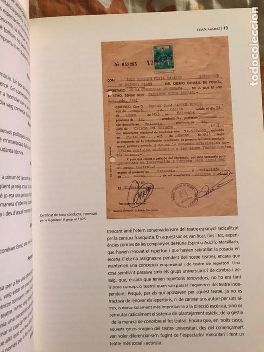 Libros de segunda mano: 30 anys de l'horta,30 anys de teatre valencia (Tapa blanda) - Foto 6 - 169350924