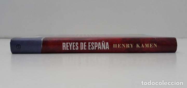 Libros de segunda mano: REYES DE ESPAÑA, AUTOR: HENRY KAMEN (ED.LA ESFERA DE LOS LIBROS,PRIMERA EDICIÓN 2017) - Foto 15 - 169355680