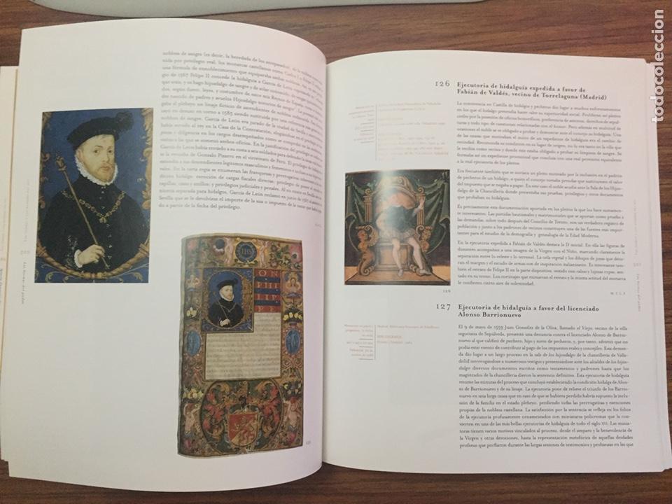 Libros de segunda mano: CATÁLOGO. Felipe II, un monarca y su época. La tierras y los hombres del rey. Valladolid, 1998. - Foto 4 - 169357452