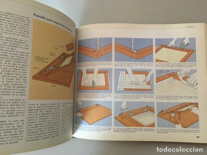 Libros de segunda mano: ENCICLOPEDIA DE LOS TRABAJOS MANUALES-Selecciones del Readers Digest-BRICOLAJE-CONSTRUCCIÓN - Foto 2 - 169371800