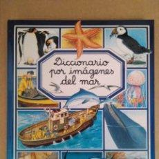 Libros de segunda mano: DICCIONARIO POR IMÁGENES DEL MAR. Lote 169400818