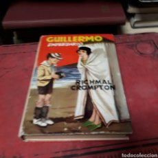 Libros de segunda mano: GUILLERMO EMPRESARIO, RICHMAL CROMPTON, ED MOLINO 1959. Lote 169446984