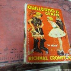 Libros de segunda mano: RICHMAL CROMPTON, GUILLERMO EL GENIAL, ED MOLINO. Lote 169448096