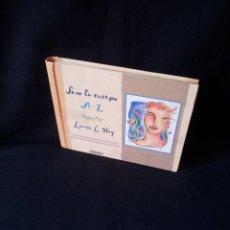 Libros de segunda mano: LOUISE L. HAY - SANA TU CUERPO, A-Z - EDICIONES URANO 1999. Lote 169601912