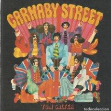 Libros de segunda mano: CARNABY STREET, TOM SALTER. Lote 169617928