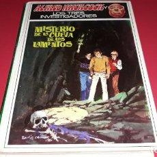 Libros de segunda mano: ALFRED HITCHCOCK Y LOS TRES INVESTIGADORES EDITORIAL MOLINO 1969. Lote 169629432