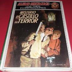 Libros de segunda mano: ALFRED HITCHCOCK Y LOS TRES INVESTIGADORES EDITORIAL MOLINO 1968. Lote 169629736