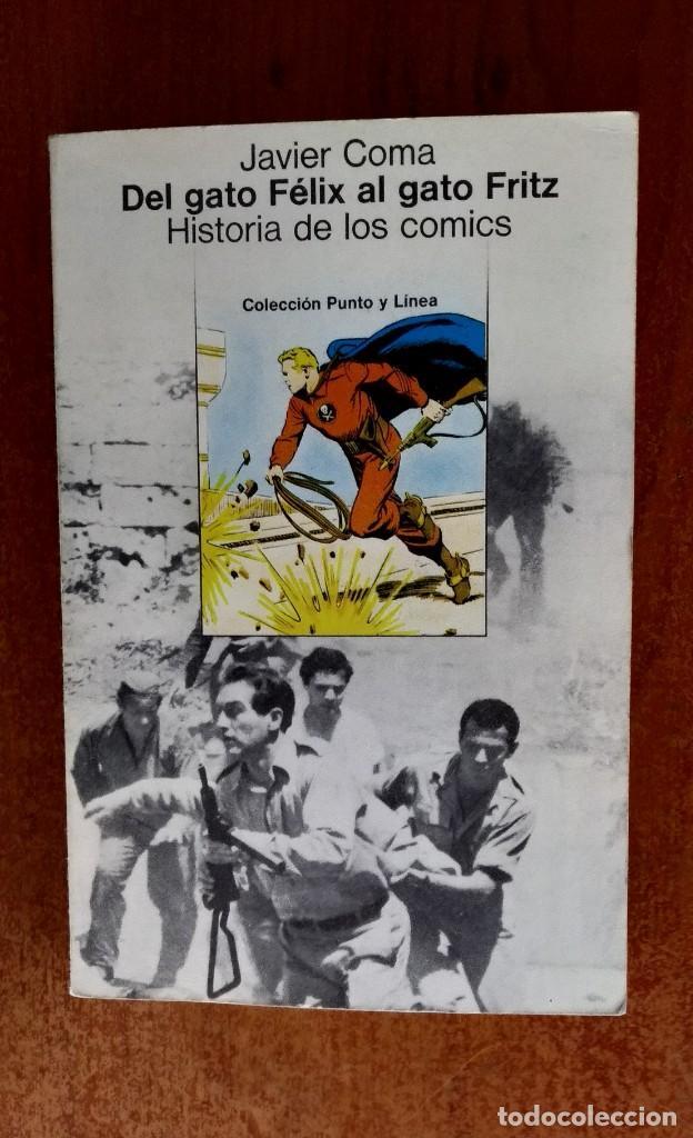 DEL GATO FELIX AL GATO FRITZ, JAVIER COMA (Libros de Segunda Mano - Ciencias, Manuales y Oficios - Otros)