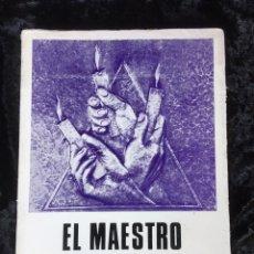 Libros de segunda mano: EL MAESTRODE IZGREV - AIDA KURTEFF - KIER - 1976. Lote 169668930