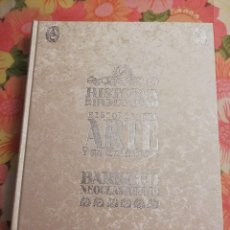 Libros de segunda mano: EL BARROCO. EL NEOCLASICISMO. SIGLOS XIX Y XX (ABANTERA EDICIONES). Lote 169696784