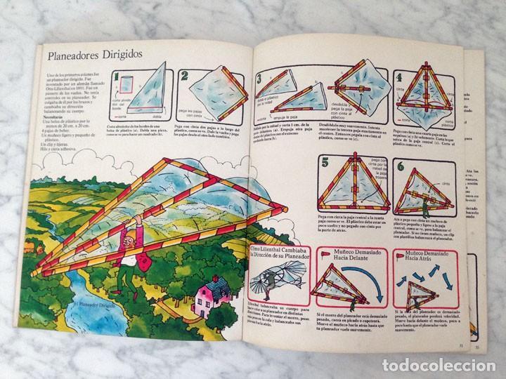 Libros de segunda mano: CÓMO HACER MODELOS DE AVIONES - PLESA - 1975 - 1ª EDICIÓN - Foto 5 - 169704360