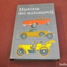 Libros de segunda mano: HISTORIA DEL AUTOMÓVIL . ENCICLOPEDIA CEAC DEL MOTOR Y AUTOMÓVIL - TM1. Lote 169718620