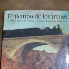 Libros de segunda mano: EL TIEMPO DE LOS TRENES.EDICIONES SERBAL. LILY LITRAK. BARCELONA 1991. Lote 169911324