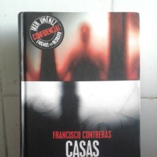 Libros de segunda mano: ENIGMAS SIN RESOLVER - IKER JIMENEZ – CASAS ENCANTADAS – EDAF - INCLUYE CD. Lote 169914056