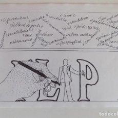 Libros de segunda mano: LIBRERIA GHOTICA. FLIP - STRIPS. CUADERNO DE MAGIA. 1983.MUY ILUSTRADO.. Lote 169934296