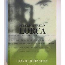 Libros de segunda mano: FEDERICO GARCÍA LORCA. Lote 169988592