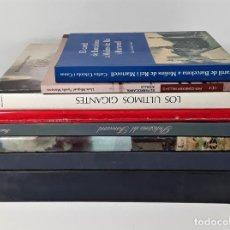 Libros de segunda mano: LOTE DE LIBROS DE RENFE. 8 EJEMPLARES. VARIOS AUTORES. VARIAS EDITORIALES. ESPAÑA.. Lote 169991872