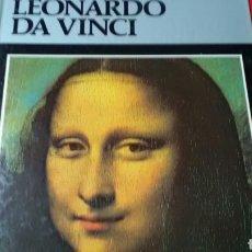 Libros de segunda mano: LEONARDO DA VINCI .PROTAGONISTAS DE LA CIVILIZACIÓN . ED.DEBATE / ÍTACA. Lote 170005400