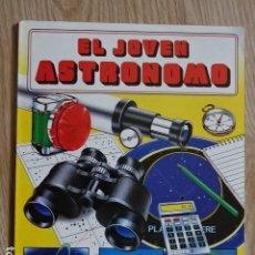 Libros de segunda mano: EL JOVEN ASTRÓNOMO EDICIONES PLESA SM COLECCIÓN EL JOVEN AFICIONADO. Lote 170060140