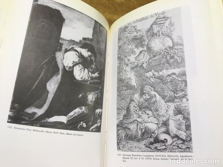 Libros de segunda mano: SATURNO Y LA MELANCOLÍA - ALIANZA FORMA - KLIBANSKY - PANOFSKY - SAXL - Foto 3 - 170078125