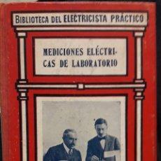 Libros de segunda mano: LIBRO BIBLIOTECA DEL ELECTRICISTA PRACTICO. Lote 170097780