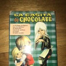 Libros de segunda mano: LA CASITA DE CHOCOLATE NÚMERO 21. Lote 170185564