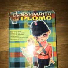 Libros de segunda mano: EL SOLDADITO DE PLOMO NÚMERO 10. Lote 170185620