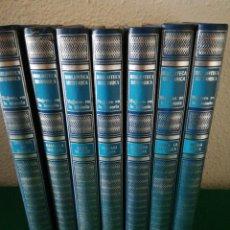 Libros de segunda mano: BIBLIOTECA HISTÓRICA MUJERES EN LA HISTORIA 7 TOMOS. Lote 170198404
