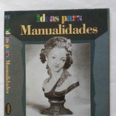 Libros de segunda mano: TAPAS - DEL LIBRO IDEAS PARA MANUELADES -Nº 1. Lote 63123596