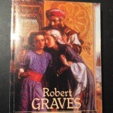 Libros de segunda mano: LA HISTORIA DE ELISEO Y LA SUNAMITA, ROBERT GRAVES. Lote 170290360
