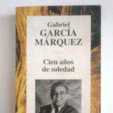 Libros de segunda mano: CIEN AÑOS DE SOLEDAD. GABRIEL GARCIA MARQUEZ. TDK389. Lote 170299376