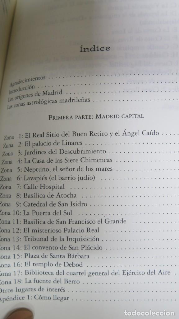 Libros de segunda mano: GUIA DEL MADRID MAGICO. CLARA TAHOCES - Foto 2 - 260634425