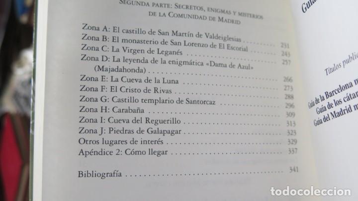 Libros de segunda mano: GUIA DEL MADRID MAGICO. CLARA TAHOCES - Foto 3 - 260634425
