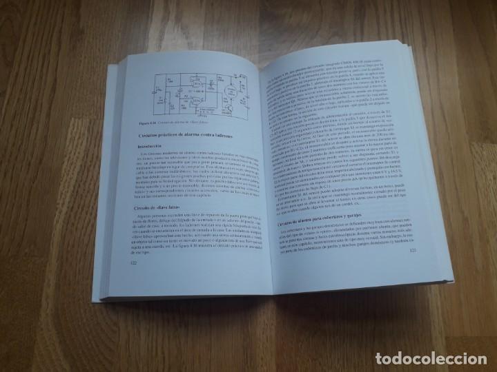 Libros de segunda mano: MANUAL DE CIRCUITOS ELECTRÓNICOS PARA SEGURIDAD / R. M. MARSTON / EDICIONES CEAC, 1999 - Foto 3 - 170417448