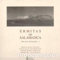 Libros de segunda mano: ERMITAS DE SALAMANCA. VVAA. Lote 170473905