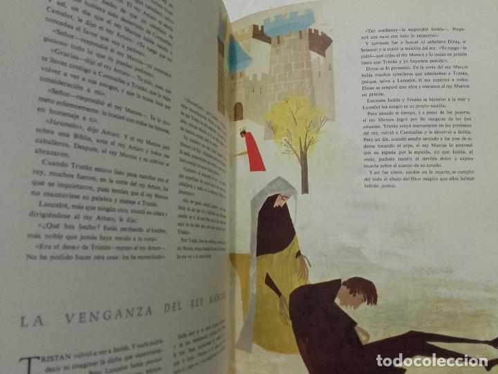 Libros de segunda mano: MITOS Y LEYENDAS. MARAVILLAS DEL MUNDO - EL GRAN LIBRO DE ORO - EDICIONES GAISA - 1968 - Foto 4 - 170503528