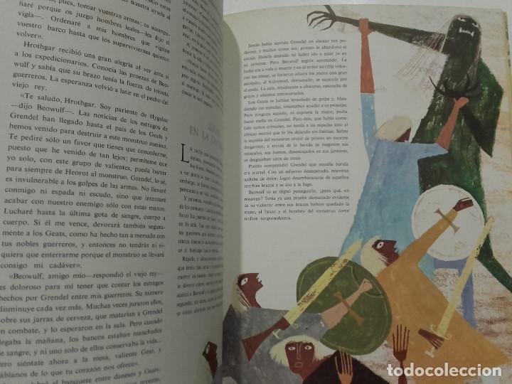 Libros de segunda mano: MITOS Y LEYENDAS. MARAVILLAS DEL MUNDO - EL GRAN LIBRO DE ORO - EDICIONES GAISA - 1968 - Foto 5 - 170503528