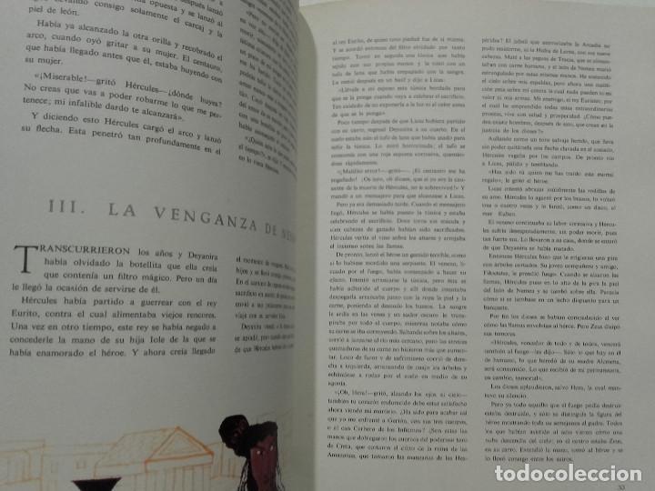 Libros de segunda mano: MITOS Y LEYENDAS. MARAVILLAS DEL MUNDO - EL GRAN LIBRO DE ORO - EDICIONES GAISA - 1968 - Foto 7 - 170503528