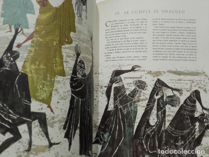 Libros de segunda mano: MITOS Y LEYENDAS. MARAVILLAS DEL MUNDO - EL GRAN LIBRO DE ORO - EDICIONES GAISA - 1968 - Foto 8 - 170503528