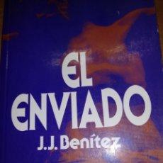 Libros de segunda mano: EL ENVIADO. J.J. BENÍTEZ. Lote 133797862
