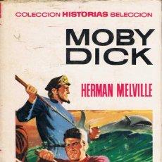 Libros de segunda mano: MOBY DICK - HERMAN MELVILLE. BRUGUERA. Lote 170576240