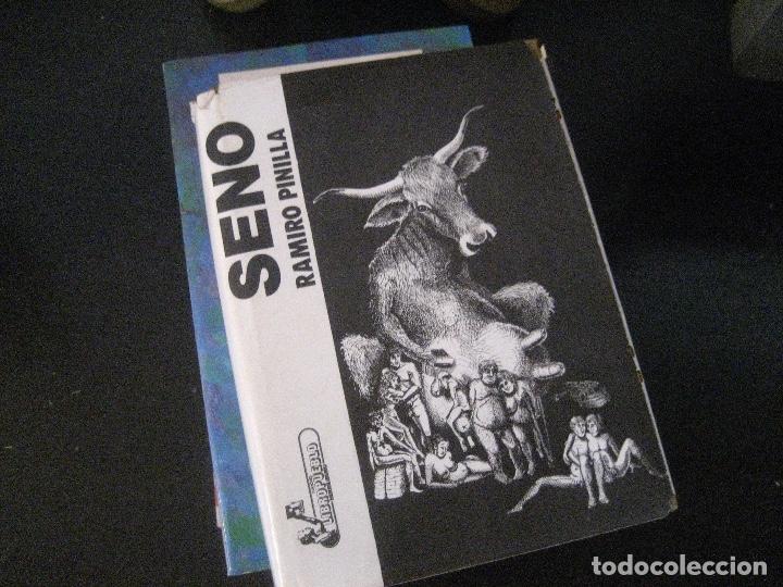 SENO RAMIRO PINILLA , 1º EDICION 1972 DEDICATORIA DEL AUTOR (Libros de Segunda Mano (posteriores a 1936) - Literatura - Otros)