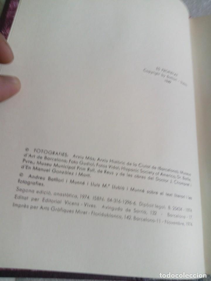 Libros de segunda mano: CERAMICA CATALANA DECORADA ANDREU BATLLORI I MUNNE, LLUIS Mª LLUBIA I MUNNE 1974 - Foto 5 - 170656060