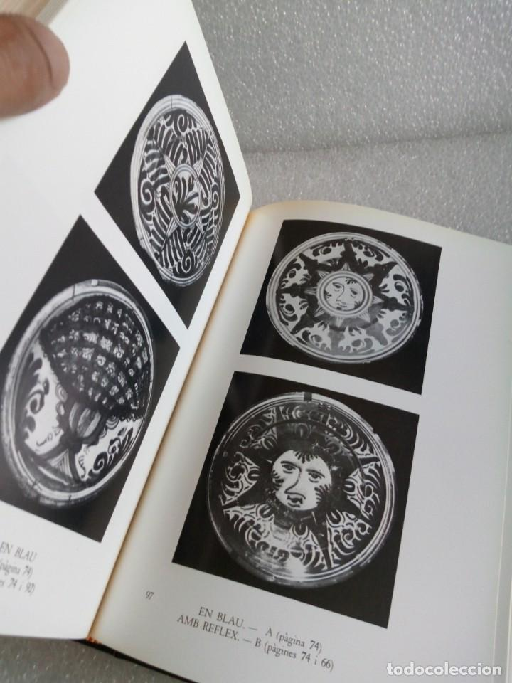 Libros de segunda mano: CERAMICA CATALANA DECORADA ANDREU BATLLORI I MUNNE, LLUIS Mª LLUBIA I MUNNE 1974 - Foto 9 - 170656060