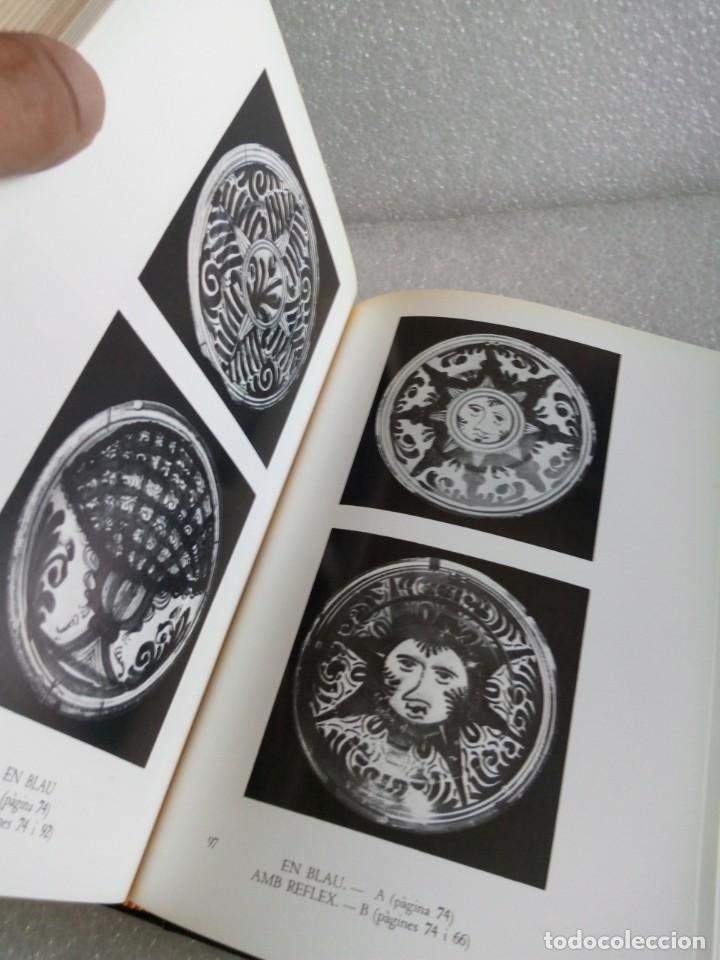 Libros de segunda mano: CERAMICA CATALANA DECORADA ANDREU BATLLORI I MUNNE, LLUIS Mª LLUBIA I MUNNE 1974 - Foto 10 - 170656060
