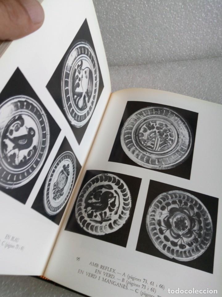 Libros de segunda mano: CERAMICA CATALANA DECORADA ANDREU BATLLORI I MUNNE, LLUIS Mª LLUBIA I MUNNE 1974 - Foto 11 - 170656060