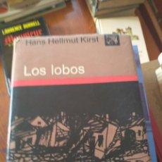 Libros de segunda mano: HANS HELLMUT KIRST. LOS LOBOS. DESTINO. Lote 170756025