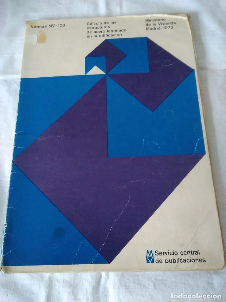 87-CALCULO DE ESTRUCTURAS , EDIFICACION, 1973 (Libros de Segunda Mano - Ciencias, Manuales y Oficios - Otros)