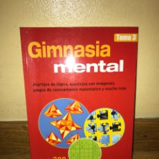 Libros de segunda mano: GIMNASIA MENTAL TOMO TRES. Lote 170851202
