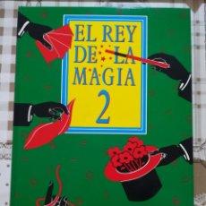 Libros de segunda mano: EL REY DE LA MAGIA 2. Lote 170858365